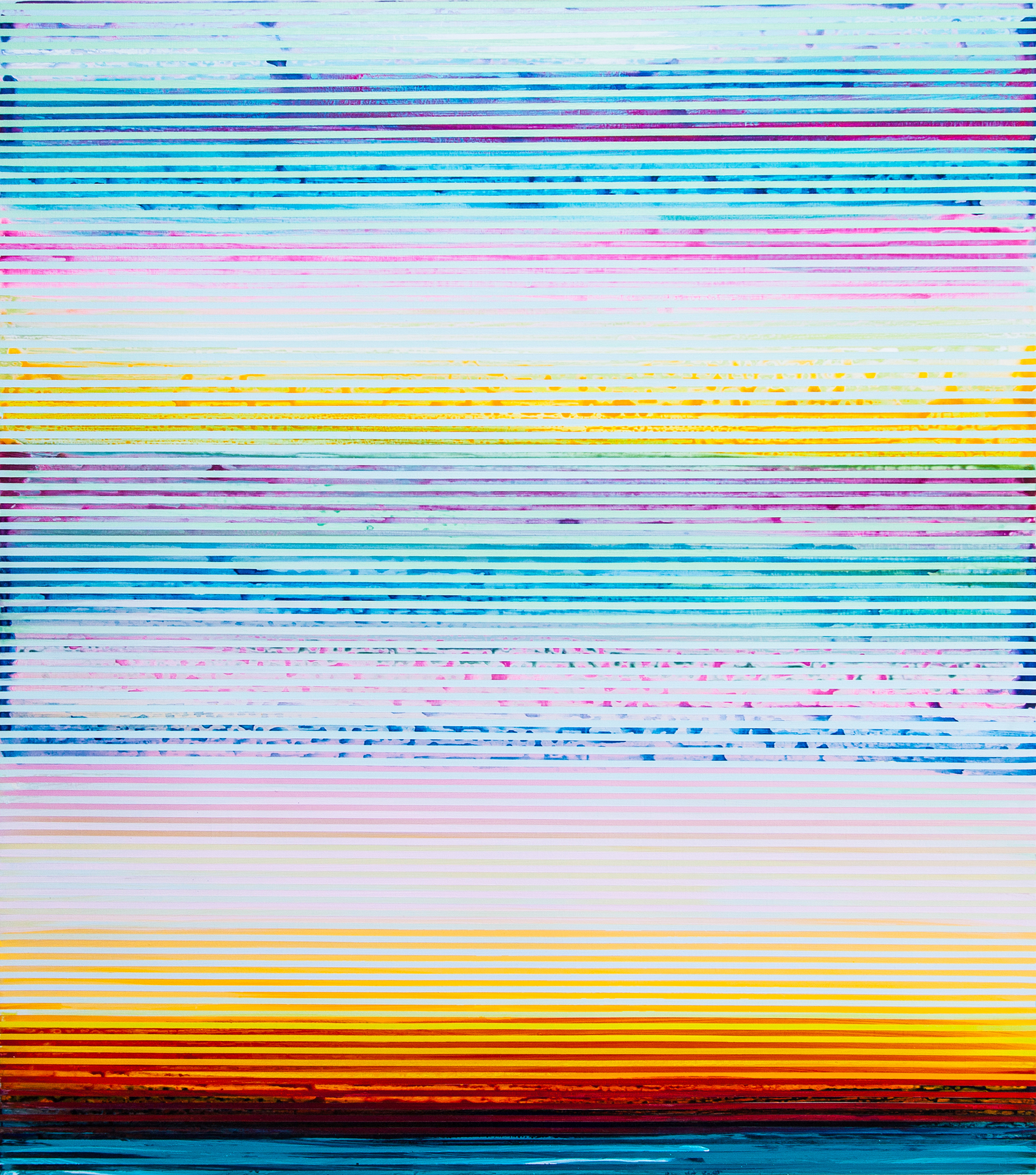 Weaving Landscape No.4_42 x 48 inches_2017