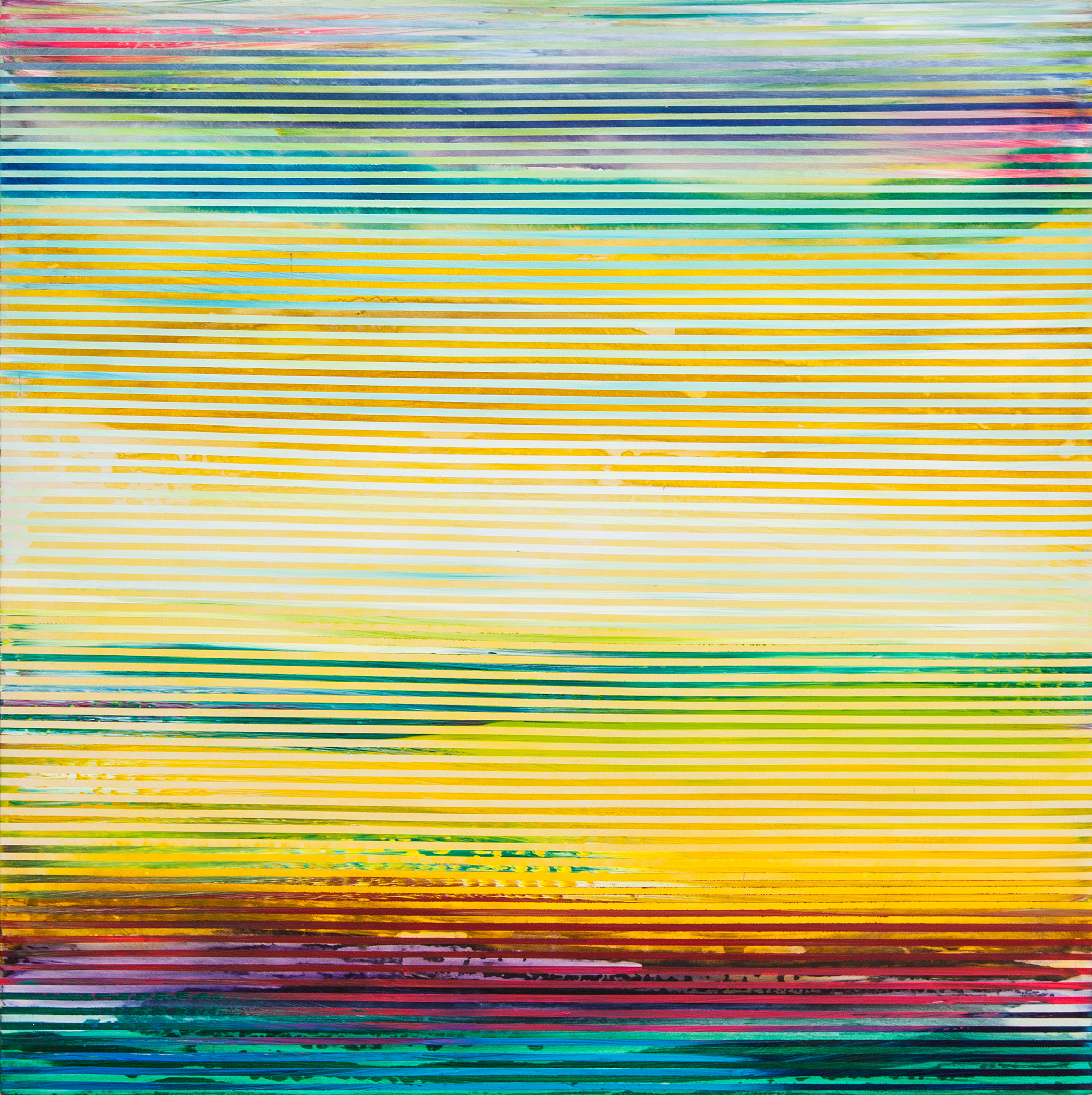 Weaving Landscape No.14_36 x 36 inches_at Beauchamp_2017