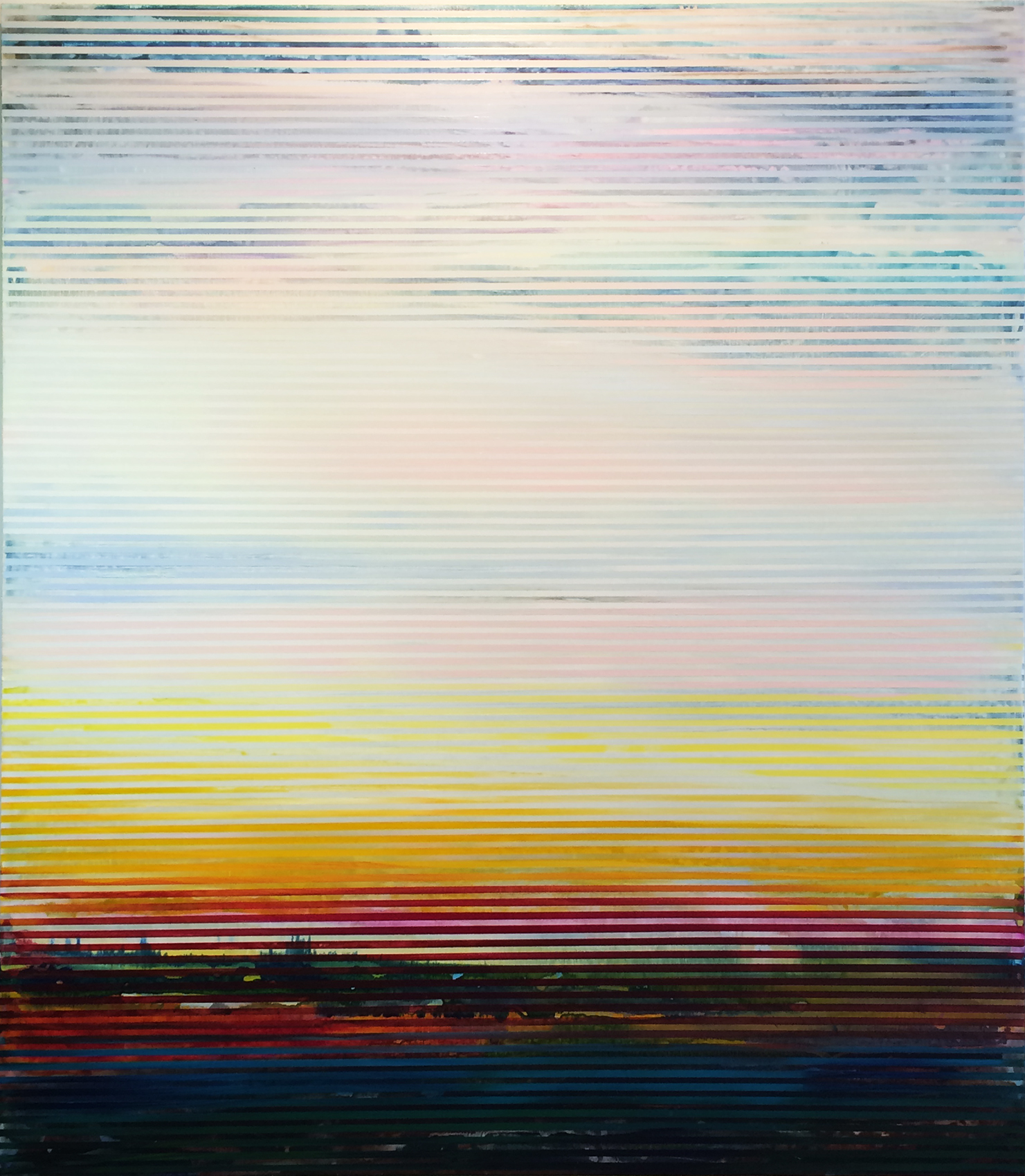 Weaving Landscape No.2_42 x 48 inches_National Home Show_4200.00 plus HST_2017
