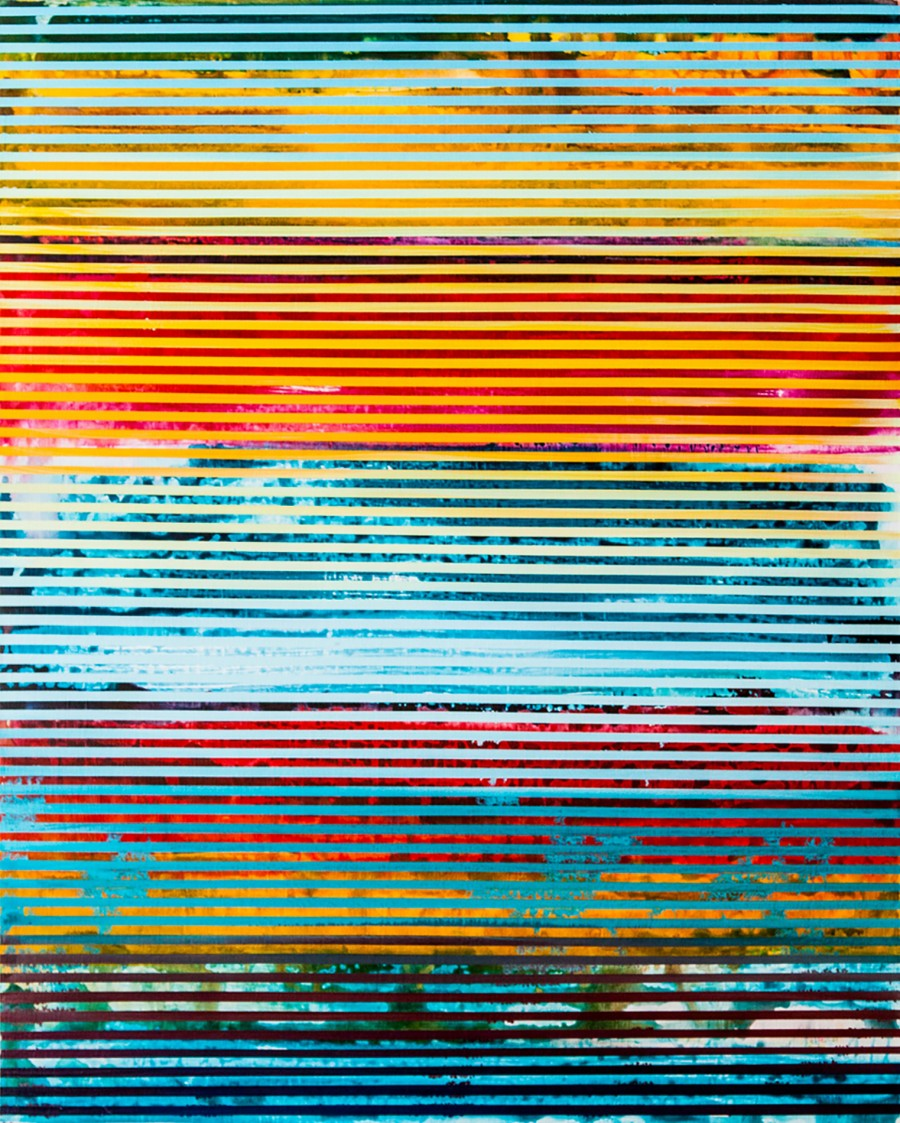 Weaving Landscape  No.42