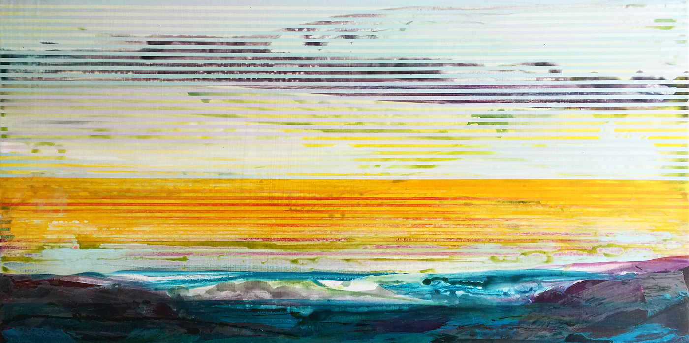 Weaving Landscape_48 x 24 inches_No.2
