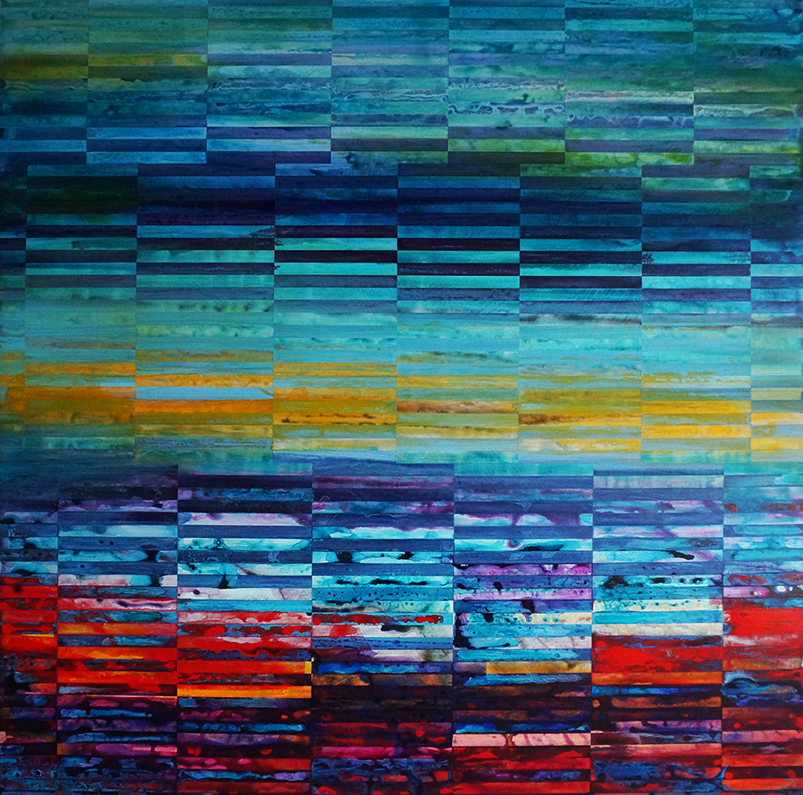 DNA Landscape No.29_48 x 48 inches_2019