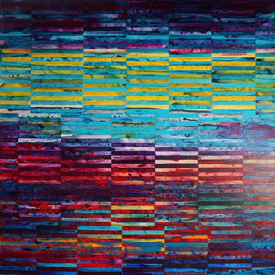 DNA Landscape No.30_48 x 48 inches_2019