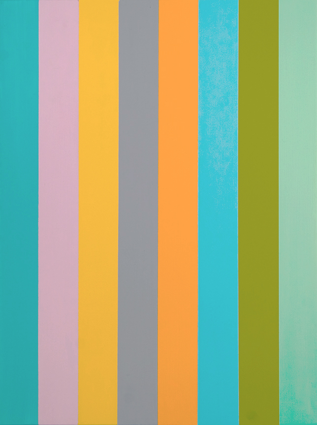 Endless Summer No. 4_30 x 40 inches_acrylic on wood panel_Shawn Skeir_2019_B